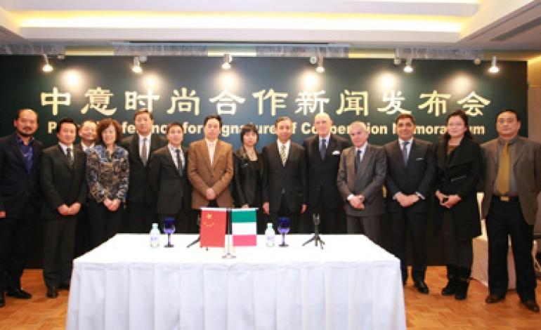 L'asse italo-cinese parte dalla Camera Nazionale della Moda