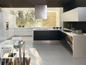 Cucina Berloni, Natura Bianca Caffe