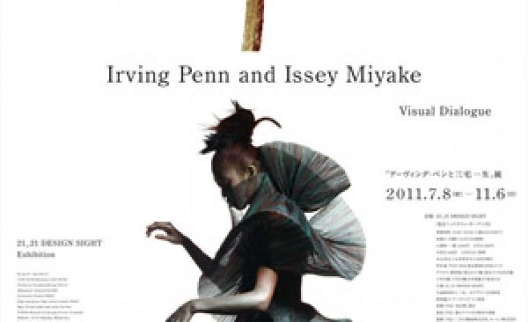 Irving Penn e Issey Miyake, in mostra la sinergia creativa
