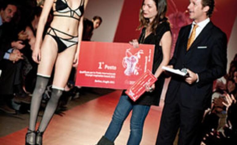 Natalia Vergara Munoz vince il Triumph Inspiration Award Italia