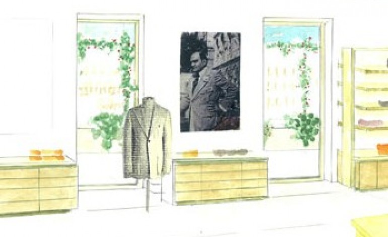 Caruso inaugura il nuovo showroom a Milano