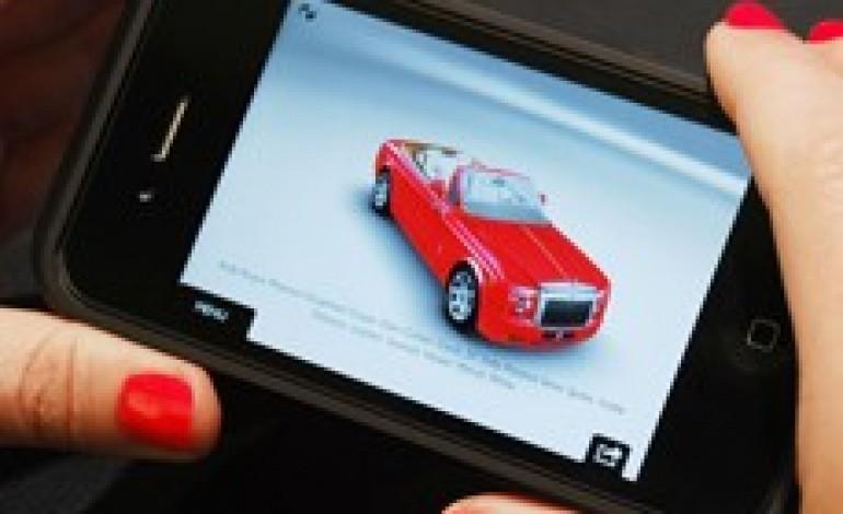 Rolls-Royce lancia l'app per disegnarsi l'auto
