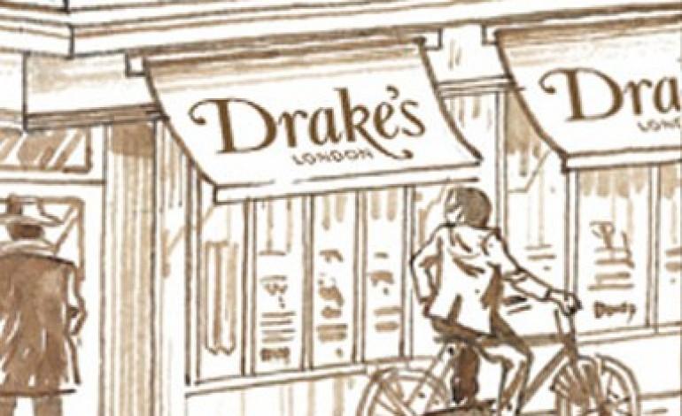 New opening londinese per Drake's