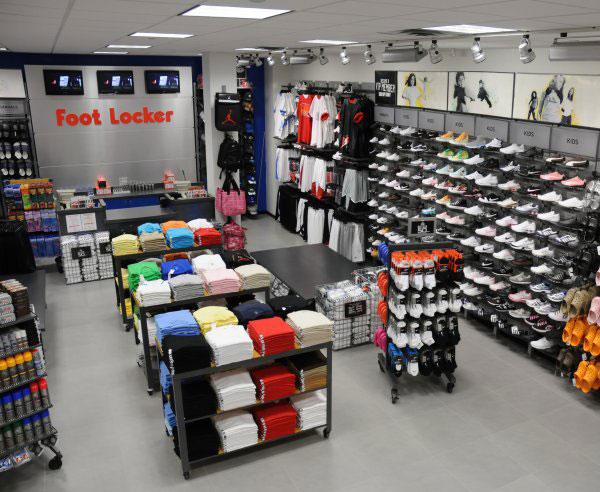 Foot Locker Store