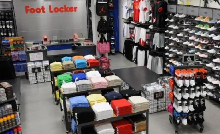 Foot Locker, cresce l'utile del 74% nel primo trimestre