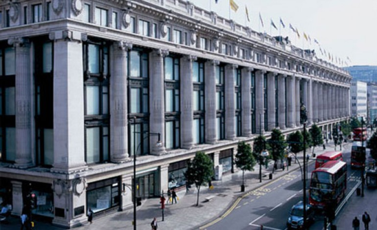 Selfridges tre volte miglior department al mondo