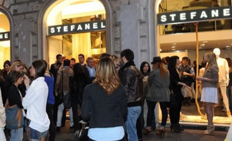 Stefanel, nuovo concept store a Roma