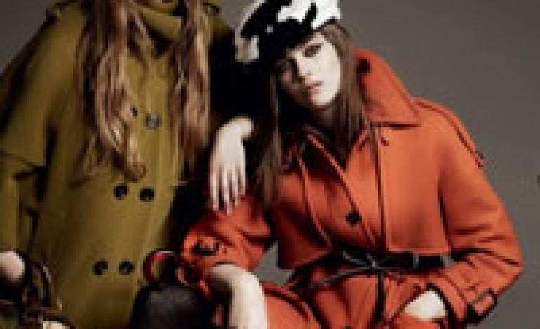 Burberry Group chiude il trimestre a 367 milioni di sterline (+24%)