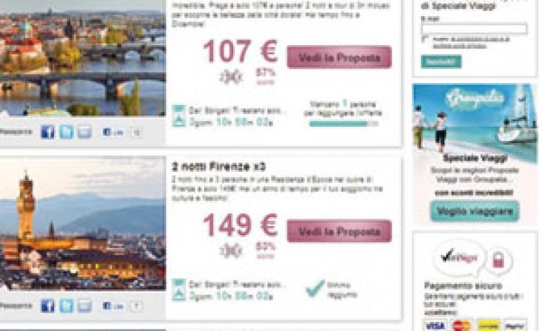 Groupalia, da start-up a 100 milioni nel 2011
