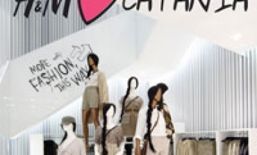 New opening a Catania per H&M