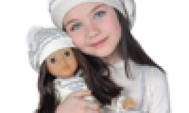Le bambole di Trudi vestono Laura Biagiotti Dolls
