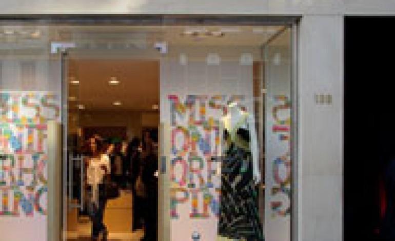 Missoni apre un flagship store in New Bond Street