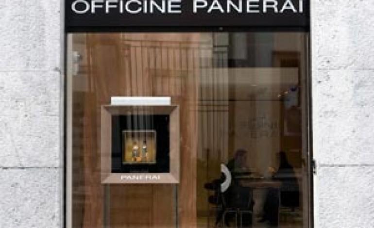 Passa dal Quadrilatero lo sviluppo retail di Officine Panerai