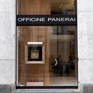 Passa dal quadrilatero lo sviluppo retail di officine for Officine panerai milano