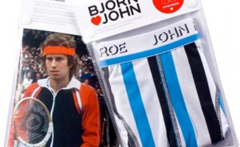 Borg e McEnroe, da rivali a partner per una capsule