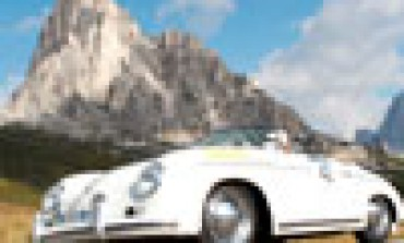 Coppa D'Oro delle Dolomiti, a settembre la 64a edizione della storica gara di auto d'epoca