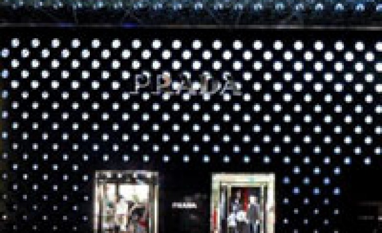 New opening Prada a Sydney