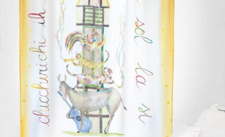 Prima collezione di tende per bambini per Mastro Raphaël | Pambianco ...