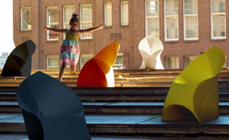 Flux Chair, il design pieghevole firmato Phorma