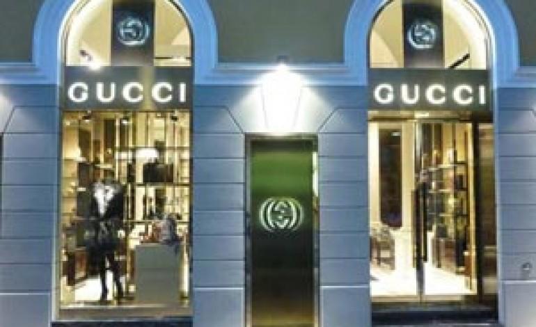 Gucci apre a Varese con Flavia Brogini