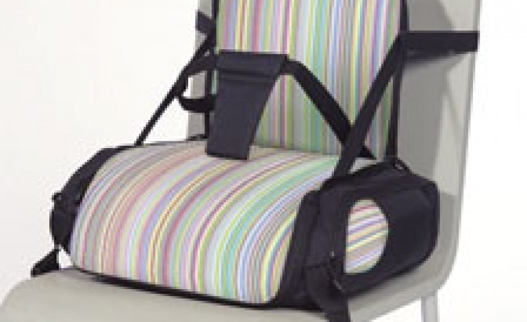 Hoppop presenta Original, nursery bag & baby seat