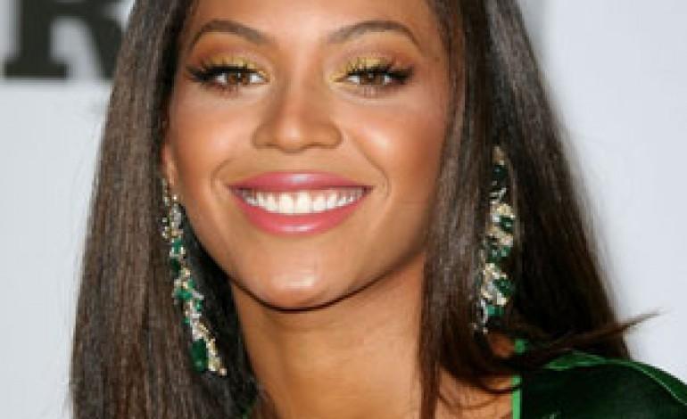 Beyoncé lancia una limited edition per Selfridges