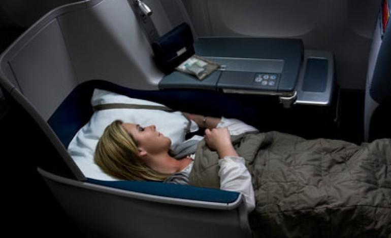 Com'è dolce viaggiare con le nuove poltrone Delta Airlines