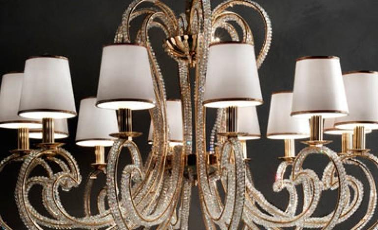 E' Luxury il nuovo brand per l'illuminazione del Gruppo Masiero