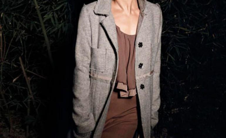 Ambra Angiolini è il volto di Aniye By per il prossimo autunno/inverno