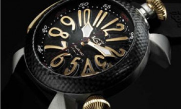 Debuttano in Italia gli orologi GaGà Milano