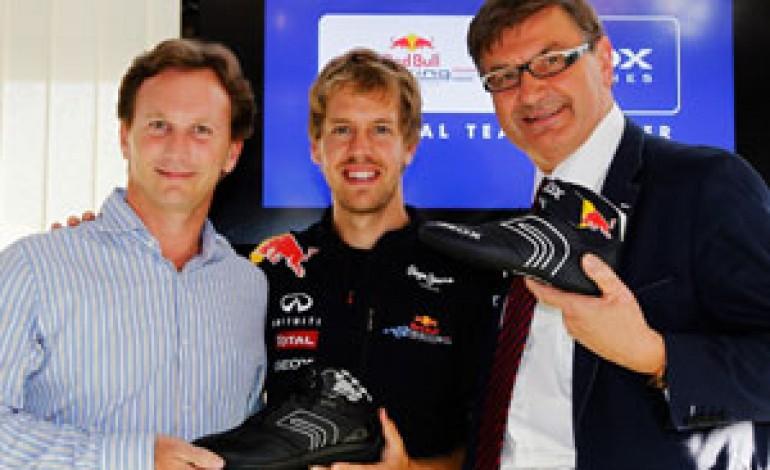 Geox e Red Bull Racing insieme fino al 2013