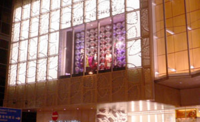 Nuovo megastore per Harvey Nichols a Hong Kong