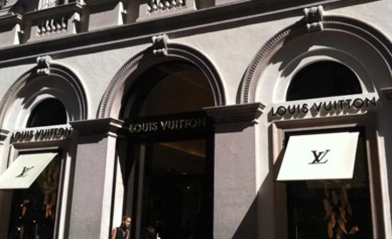 Louis Vuitton Montenapoleone celebra Italia e Haute Couture