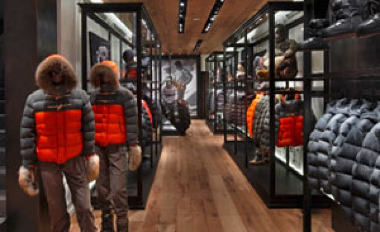 New opening Moncler ad Anversa