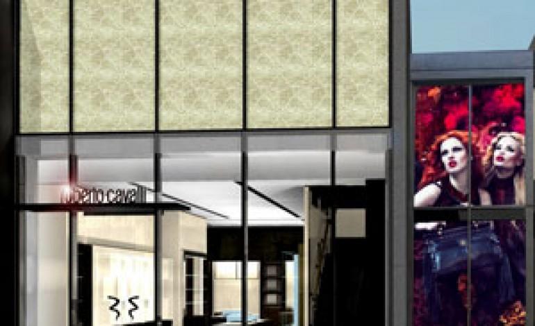 Apre a Tokyo il primo flagship Cavalli in Giappone