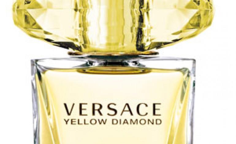 Versace Yellow Diamond il nuovo lusso dei profumi Versace