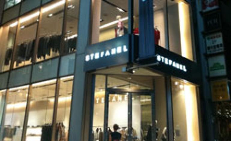 Stefanel apre a Tokyo il primo flagship store in Giappone