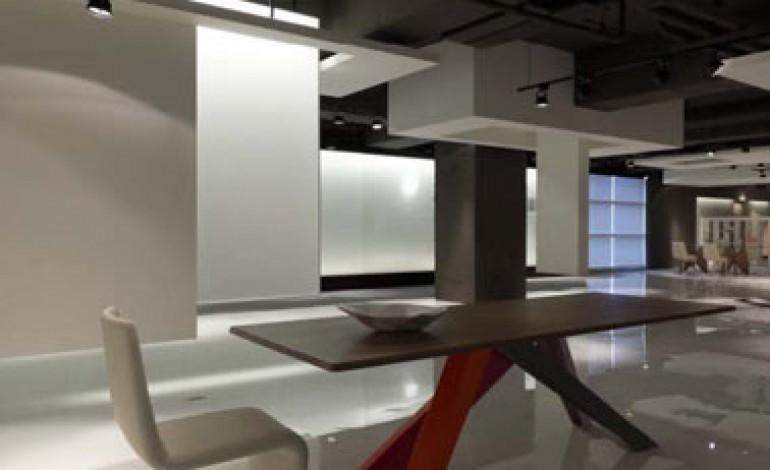 Bonaldo porta in Cina 700 m² di design