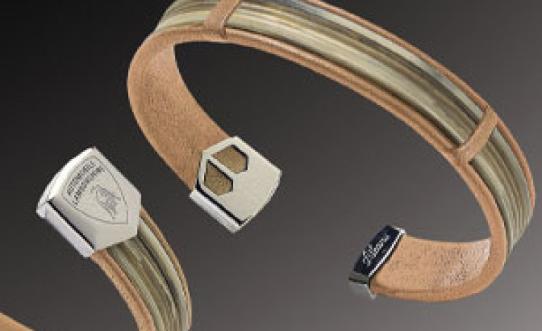 Il nuovo braccialetto Automobili Lamborghini Bull by Albanu