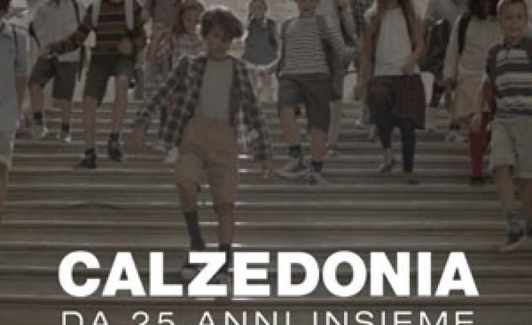 Un nuovo spot per i 25 anni di Calzedonia