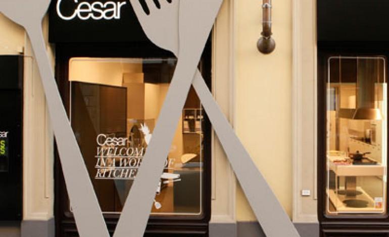 Cesar porta a Torino le cucine di design