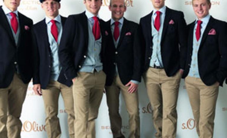 s.Oliver fashion partner ufficiale di FC Bayern Monaco