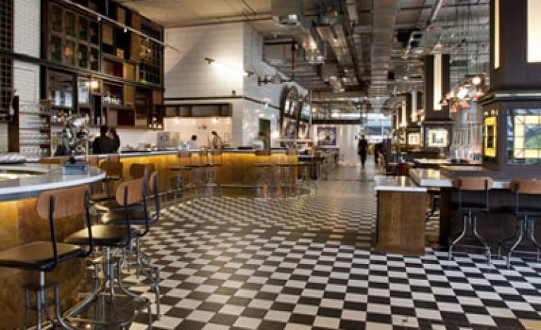 Ceramiche Keope a Londra con Gordon Ramsay