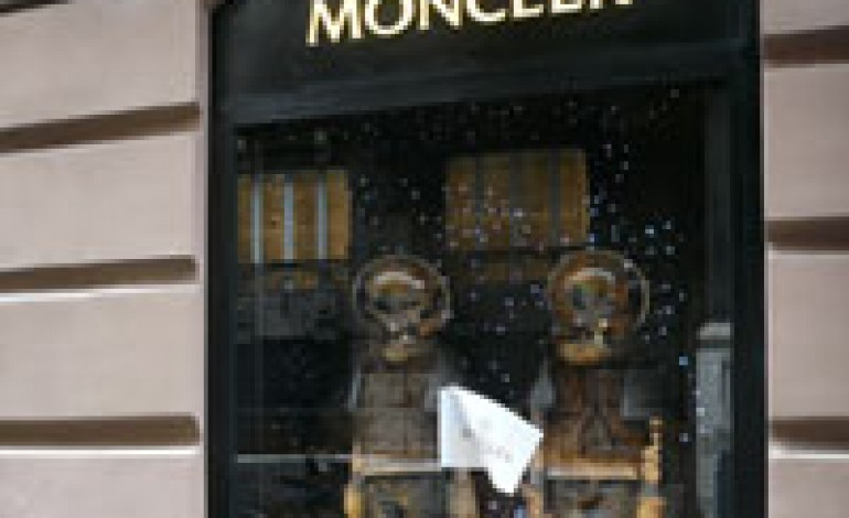 New opening Moncler a Napoli