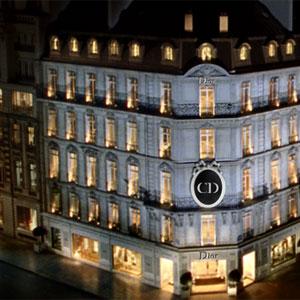 Dior 30 Avenue Montaigne Parigi