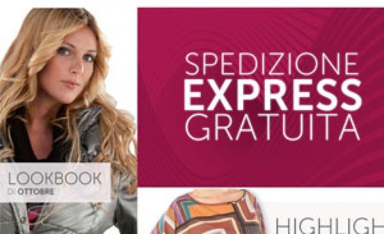 Fiorella Rubino lancia l'e-commerce
