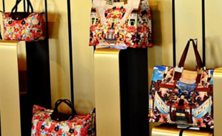Longchamp scommette su Mary Katrantzou