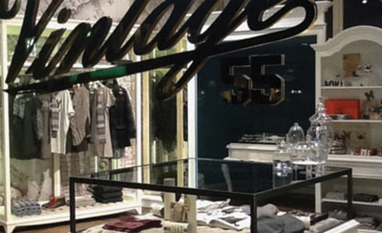 Vintage 55 a Milano con una nuova boutique donna