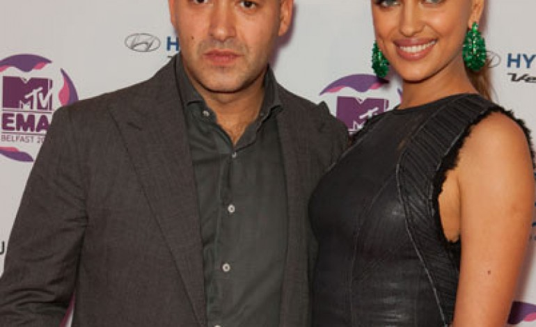 Rafaeli e Shayk ambasciatrici Replay agli MTV EMAs 2011