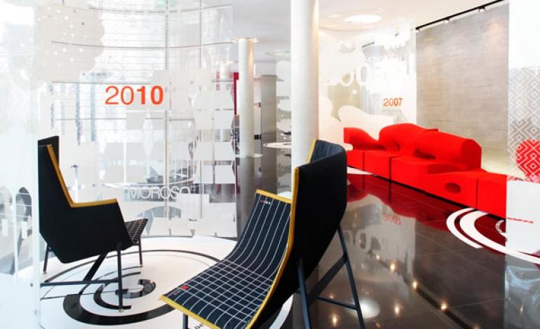 Moroso e RBC Avignone, 10 anni di collaborazioni in mostra